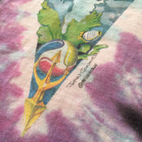 Original 1990 Vintage Seascape T-Shirt/ Size XL