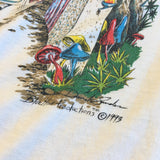 Original 1993 Vintage Grateful Dead T-Shirt/ Size Medium