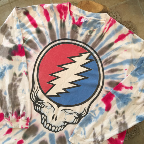 Original 1995 Vintage Grateful Dead T-Shirt/ Size XL