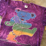 "Original 1995 Vintage Grateful Dead ""Batik"" T-Shirt/Size XL"