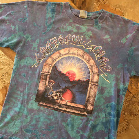 Original 1995 Vintage Grateful Dead T-Shirt/Size M