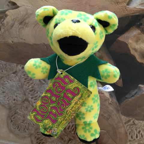 Original 1999 Vintage Grateful Dead Bean Bear