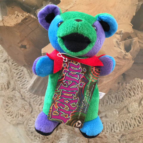 Original 1998 Vintage Grateful Dead Bean Bear