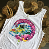Original Early 1990s Vintage Grateful Dead Tank Top/ Size Medium