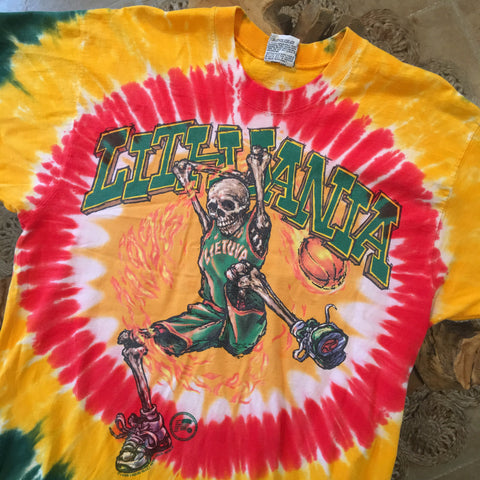 Original 1996 Vintage Grateful Dead T-Shirt/ Size Large