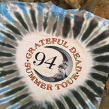 Original 1994 Vintage Grateful Dead T-Shirt/ Size L