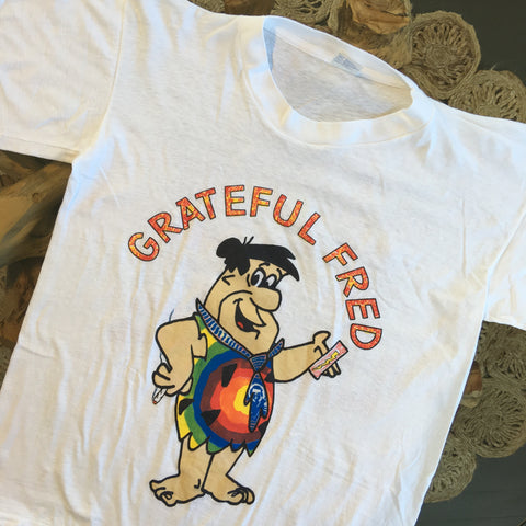 Original Early 1990s Vintage Grateful Dead T-Shirt/ Size Medium