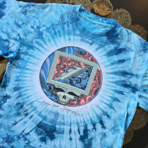 Original 1996 Vintage Grateful Dead T-Shirt/ Size XL