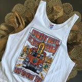 Original 1994 Vintage Grateful Dead Tank Top/ Size Large