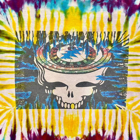 Original Early 1990s Vintage Grateful Dead T-Shirt/ Size Large