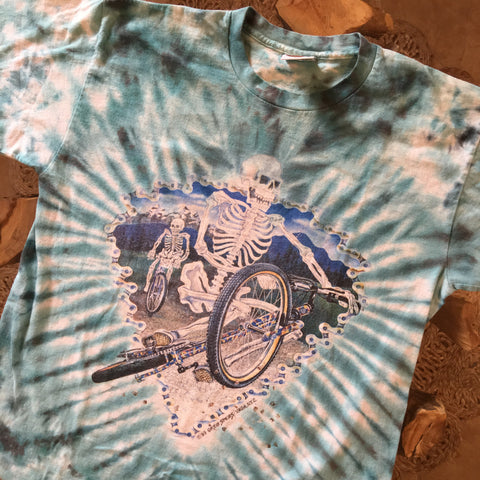 Original 1993 Grateful Dead Vintage T-Shirt/ Size Large