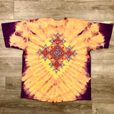 Original 1992 Vintage Mayan Peyote T-Shirt/ Size Large