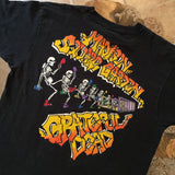 Original 1991 Vintage Grateful Dead T-Shirt/ Size XL