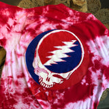 Original 1990 Vintage Grateful Dead T-Shirt/ Size XL