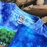 Original Early 1990s Vintage Gaia/Mother Earth T-Shirt/ Size XL