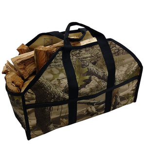New Oxford Cloth Firewood Carrier Log Tote Bag Holders Carrying for Fireplace Toolkit B2Cshop