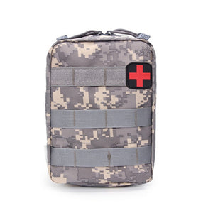 2017 Outdoor Travel First Aid Kit Bag Camping Medical Box Emergency Survival kit Treatment Kits 20*15*11 cm