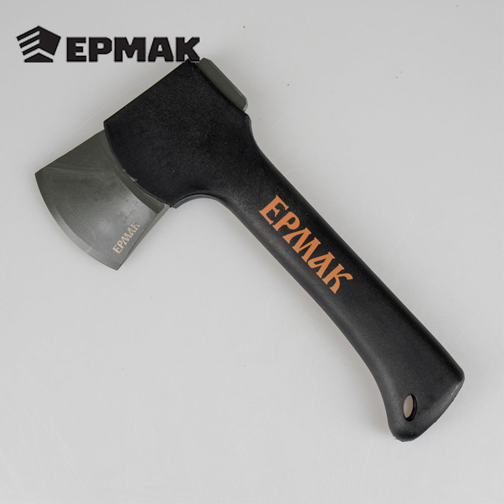 Ermak AXE reinforced carpenter 510 g 225 mm component handle Teflon blade repair discounts knife bait selling quality 662-088