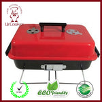 1 Pcs High-quality grill BBQ Outdoor Grill Spray chrome Charcoal Grill Outdoor grill DHL free shipping