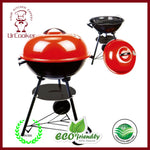 DHL Free shipping High-quality grill BBQ Outdoor Grill Spray chrome Charcoal Grill