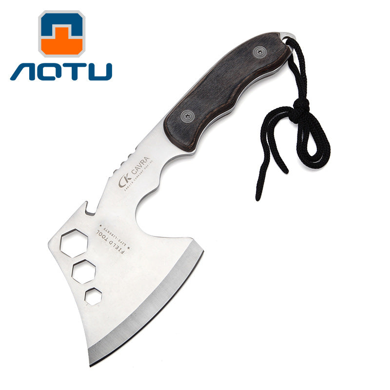 High Quality Outdoor Hiking Camping Hunting Tool Thickening Multi-Function Rescue Engineer Axes Outdoor Mountain Camping Axes