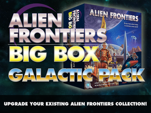Alien Frontiers Big Box: Galactic Pack
