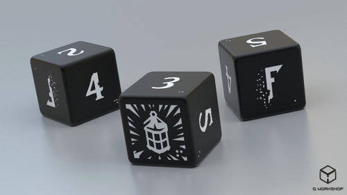 Fragged Empire: 3d6 Aeternum Dice (Lantern)