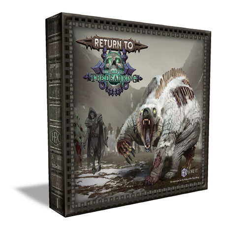 Return to the Valley of the Dead King (Pre-order)