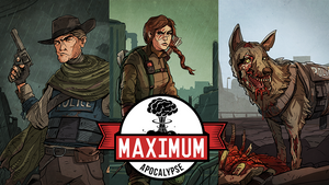 Maximum Apocalypse (Kickstarter Edition)