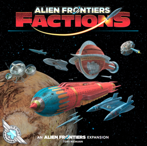 Alien Frontiers: Factions (3rd Edition)