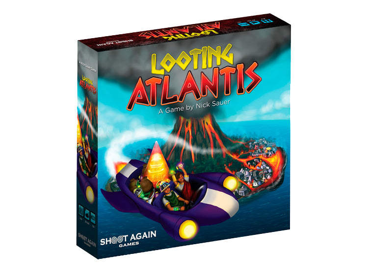 Looting Atlantis