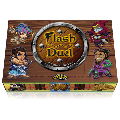 Flash Duel 2nd Edition