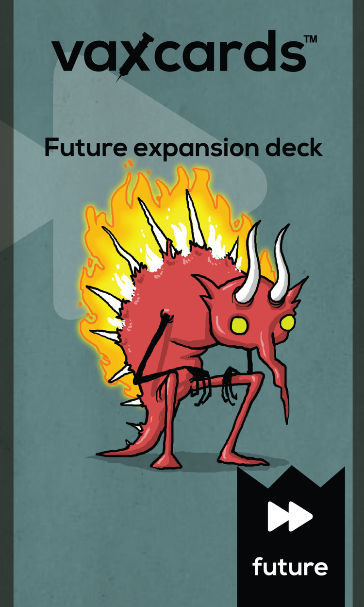 Vaxcards: Future Deck