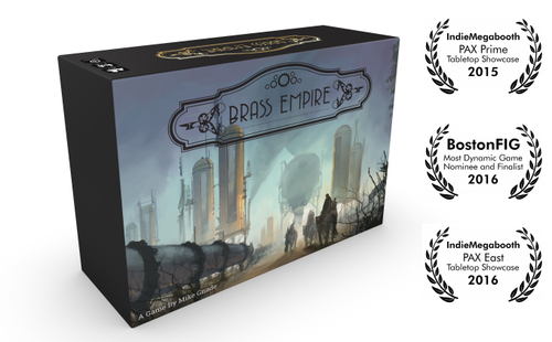 Brass Empire 2nd Edition Deluxe Bundle