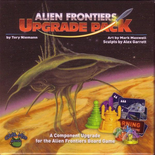 Alien Frontiers: Upgrade Pack