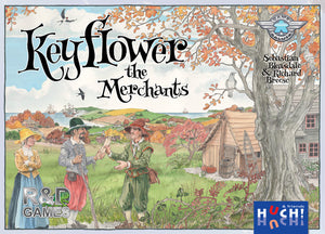 Keyflower: The Merchants