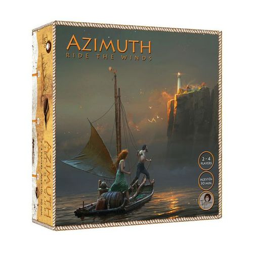 Azimuth: Ride The Winds (Pre-order)