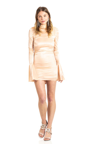 Nicole dress - Beige
