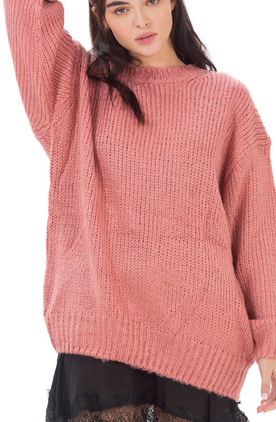 Ollympia knit - Pink