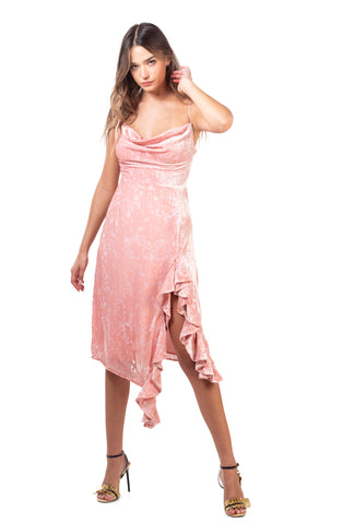 Coco dress Pink