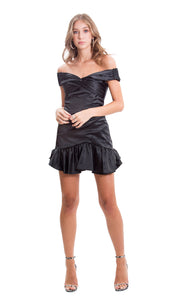 Mohan dress - Black