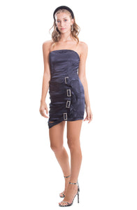 Cecile dress - dark blue