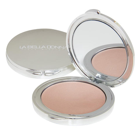 Vision of Mineral Lights | Compressed Mineral Quad Bronzing, Eyeshadow, and Blush