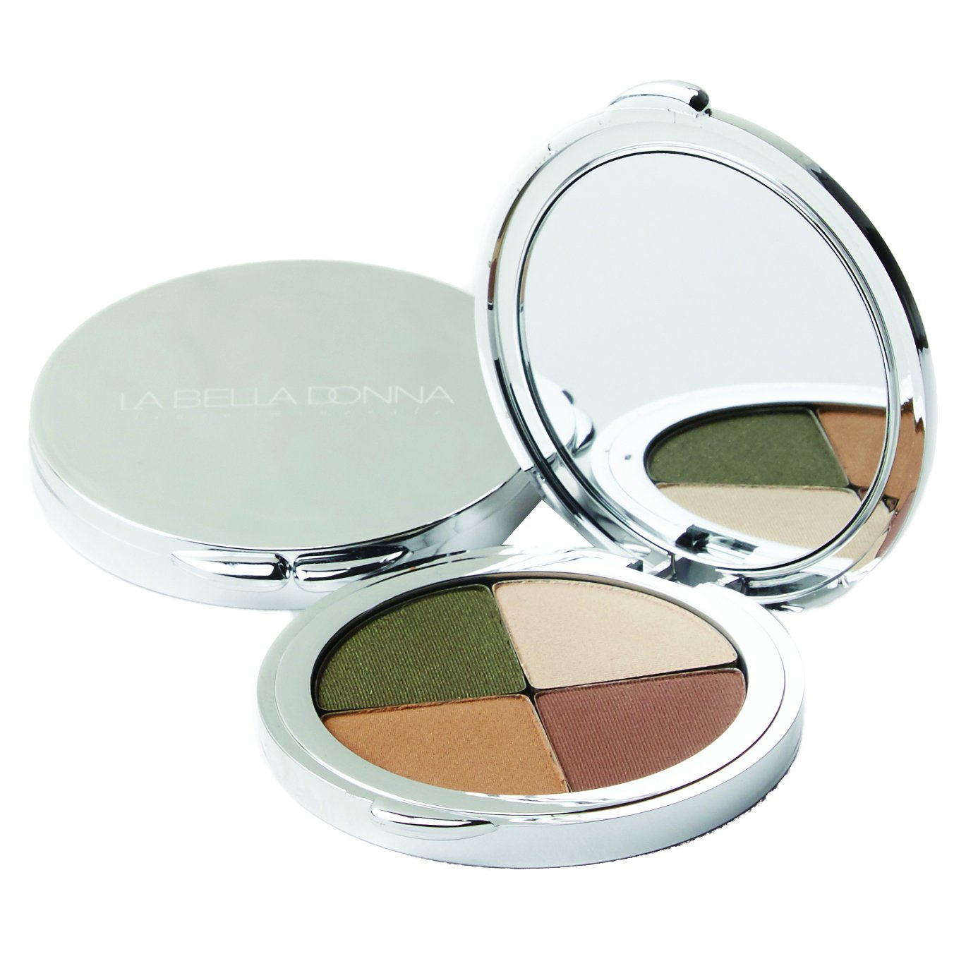 Papa Giovanni | Compressed Mineral Eye Shadow Compact Colour Collection - LA BELLA DONNA MINERALS