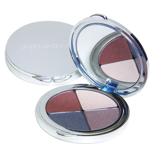 Sedona Sunset | Compressed Mineral Eye Shadow Compact Colour Collection - LA BELLA DONNA MINERALS