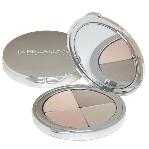 Bellissima | Compressed Mineral Eye Shadow Compact Colour Collection