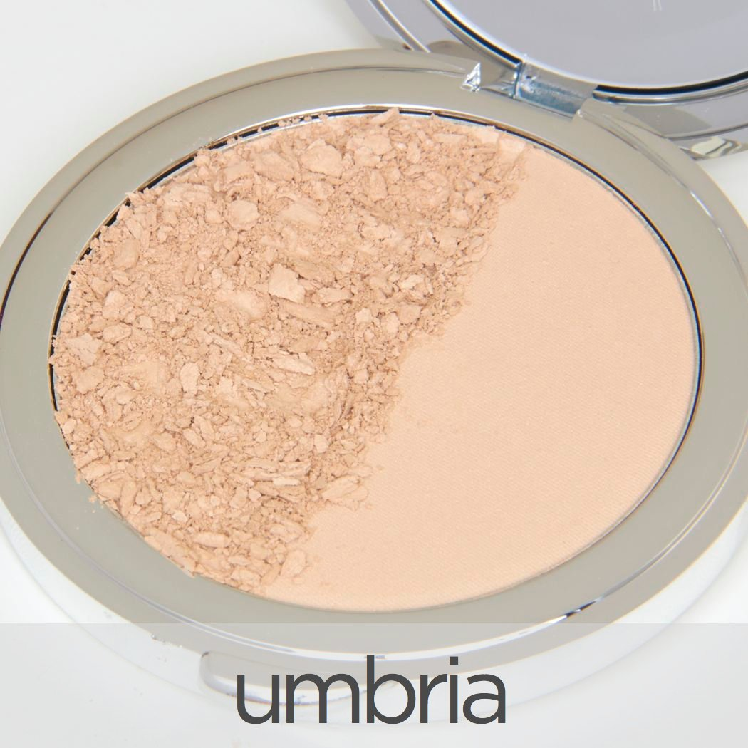 Compressed Mineral Foundation
