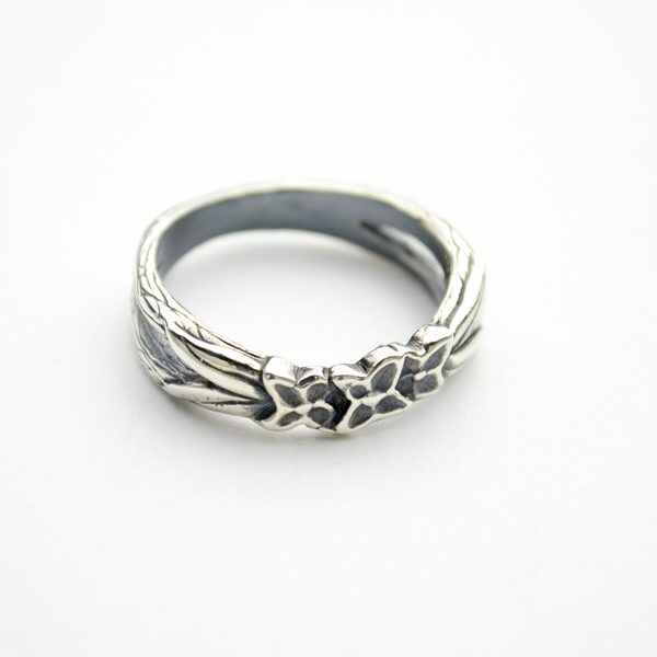 Peace Olive Blossom Ring