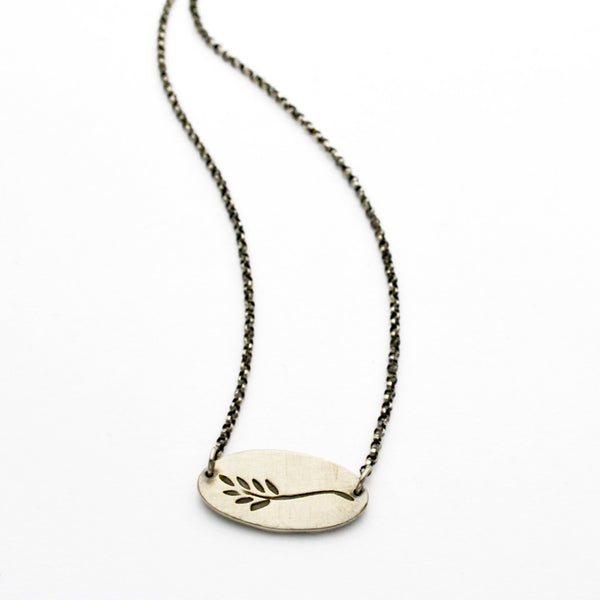 Seek Peace Necklace - John 14:27