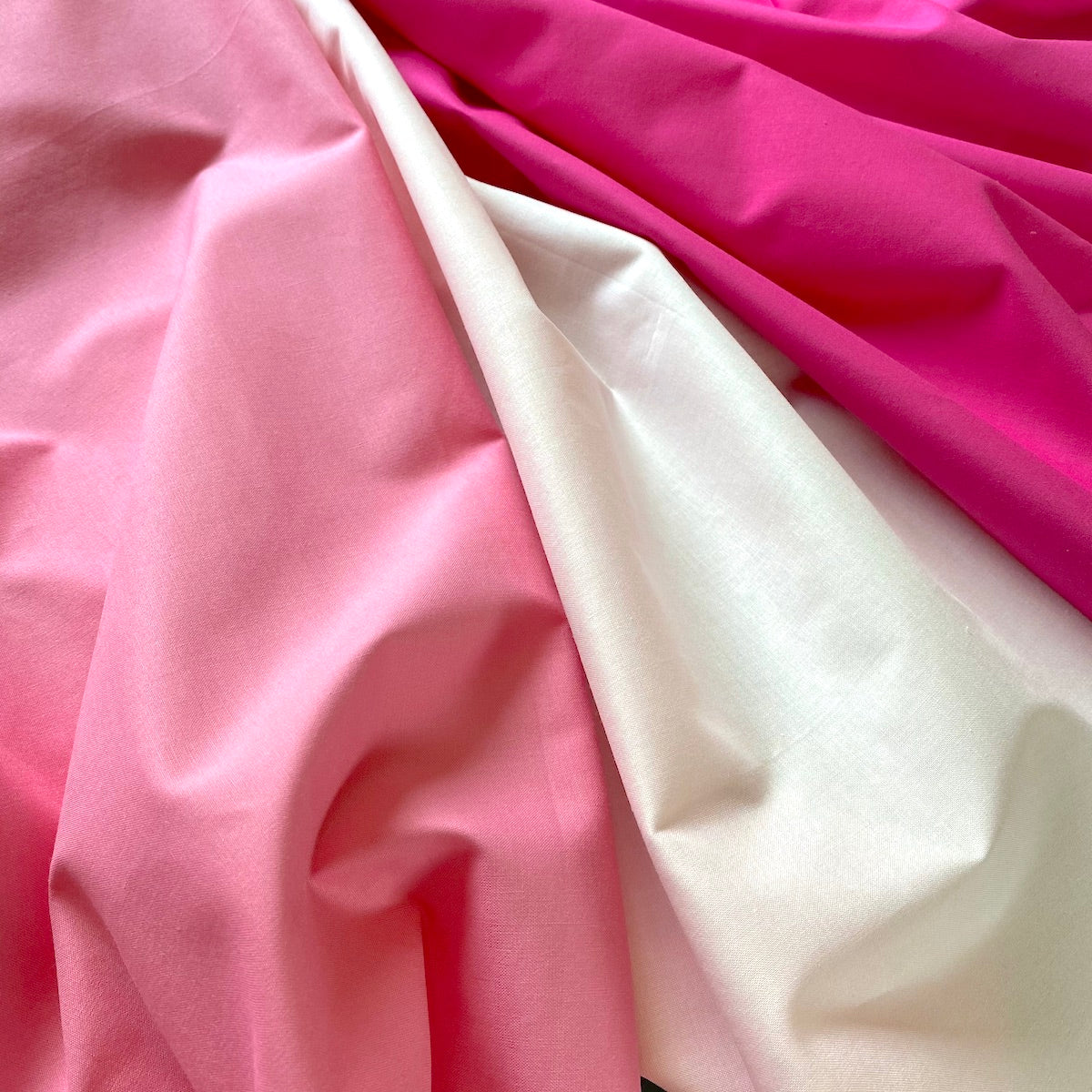 SewPINK fabrics by Sewfinity